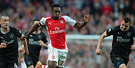 Arsenal evinde Burnley'e fırsat vermedi