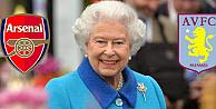 Arsenal taraftarı, Kraliçe II. Elizabethten maç bileti istedi