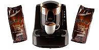 Arzum Okkadan İngilterede Özerlat kahve hediyeli kampanya