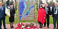 Atatürkün Anzak annelerine mesajı  Londrada yankılandı