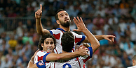 Atletico Madrida galibiyet golü Ardadan