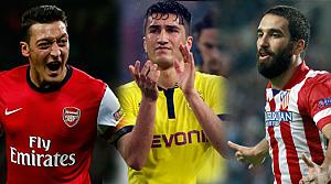 Avrupa futbolunda Türk fırtınası esti