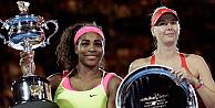 Avustralyada zaferin adı Serena Williams