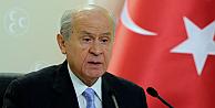 MHP lideri Bahçeliden koalisyon açıklaması