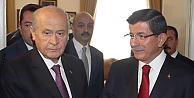 Bahçeli'den Davutoğlu'na şok teklif!