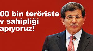 Bakan Davutoğlu Cenevre'de patladı!