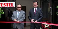 Bakan Zeybekçi Vestelin İngilteredeki yeni merkezini açtı