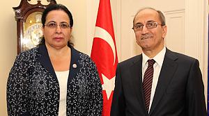 Barış Harekatınının 40. Yılı Büyükelçilikte kutlandı