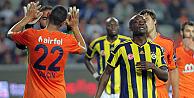 Başakşehir-Fenerbahçe ile 2-2 berabere, Galatasaray şampiyon