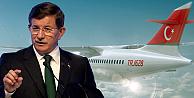 Başbakan Davutoğlundan yerli uçak müjdesi