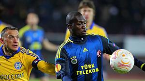 Bate Borisov:0 - Fenerbahçe:0