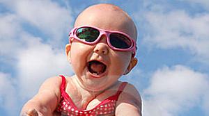 Bebeğinizi güneşten mahrum etmeyin