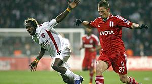Beşiktaş: 1 - Gaziantepspor: 1