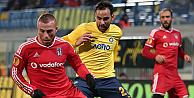 Beşiktaş, 2-0ı koruyamadı Asterasla berabere kaldı