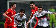 Beşiktaş, Liverpoolu penaltılarla devirdi