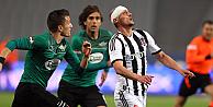 Beşiktaş, Akhisar Belediyesporu 3-1le geçti