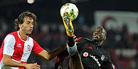 Beşiktaş, Ankaradaki maçta Balıkesirsporla berabere kaldı