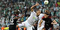 Beşiktaş, Bursasporu Olcayın plasesiyle avladı