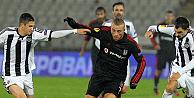 Beşiktaş, Partizanı Belgradda bozguna uğrattı