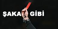 Bir maçta tam 15 futbolcuya kırmızı kart!