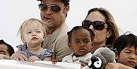 Brad Pitt kızını erkek gibi yetiştiriyor