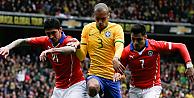 Brezilya, hazırlık maçında Şiliyi 1-0 yendi