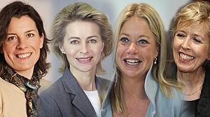 Bu 4 ülkenin savunması kadın bakanlara teslim!