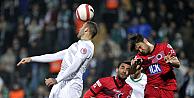 Bursaspor üzüntülü, Gençlerbirliği mutlu!