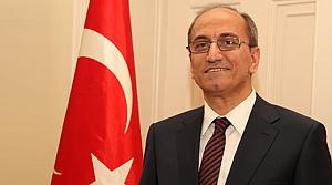 Büyükelçi Abdurrahman Bilgiç'in Bayram Mesajı