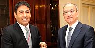 Avrupalı Türk Markalar Birliğine Büyükelçi Bilgiçten destek