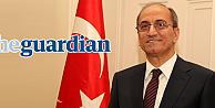 Büyükelçi Bilgiçten Guardiana mektup