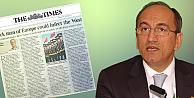 Büyükelçi Bilgiç'ten The Times'a, 'Hasta Adam' cevabı