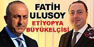 Çavuşoğlu, Büyükelçi Ulusoya görevini WhatsApptan tebliğ etti