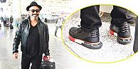 Cem Yılmaz için özel tasarım ayakkabı