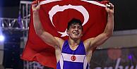 Cengiz Arslan Avrupa Şampiyonu oldu