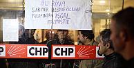 CHP İstanbul İl Binası işçiler tarafından işgal edildi!