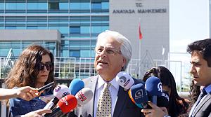 CHP, MİT Kanunu'nun iptali için AYM'de