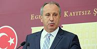 CHP'li Muharrem İnce'den partisine eleştiriler