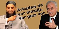 Cübbeli Ahmet Hoca inceden dalgasını geçti
