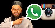 Cübbeli Ahmet Hocadan Whatsapp ve Instagram uyarısı