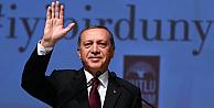 Cumhurbaşkanı Erdoğan 'Onlarla başımız dertte'!