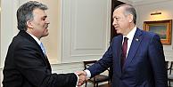 Erdoğandan Güle son büyük jest