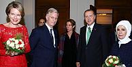 Cumhurbaşkanı Erdoğanın Brüksel temasları dünya basınında