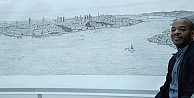 Dahi Bellek Wiltshire İstanbulu çizdi