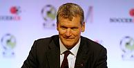 David Gill, Blatterin yardımcılığını yapmayacak