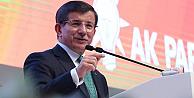 Davutoğlu, Seçim Bildirgesini 'İlk Günkü Aşkla' sloganıyla açıkladı