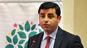 Demirtaş'tan 'Silah almayacağız' teminatı