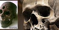 Doğu Türkistanda 3 gözlü kafatası bulundu