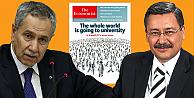 Economiste göre AK Parti içinde çatlaklar var