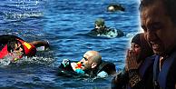 Ege Denizi'nde göçmen faciası: 34 ölü